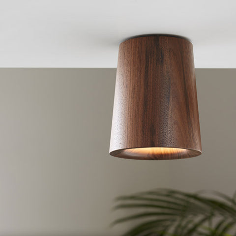 TW Solid Downlight Cone - Walnut