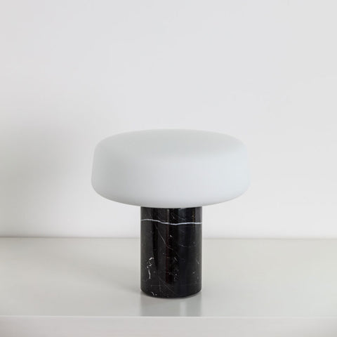 TW Table Lamp SMALL - Nero Marquina