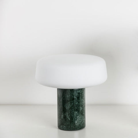 TW Table Lamp SMALL - Serpentine Green