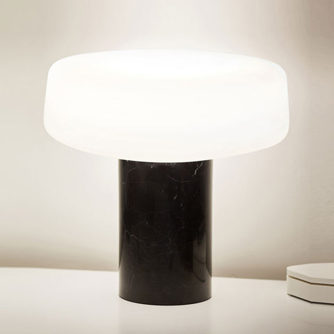 TW Solid Table Lamp - Nero Marquina