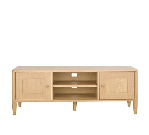 ercol Capena Wide TV Unit