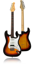 FG-621 Shelby Crush Wireless Electric Guitar - The Fretlight Guitar Store