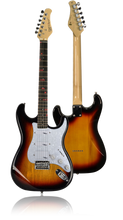 FG-621 Shelby Wireless Electric Guitar - The Fretlight Guitar Store
