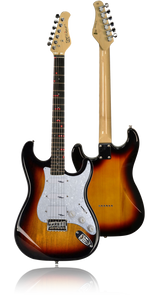 FG-621 Shelby Speed Wireless Electric Guitar - The Fretlight Guitar Store