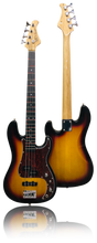 FB-625 Wireless Bass Electric Guitar