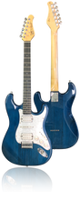 *EU/UK* FG-625 Wireless Electric Guitar - The Fretlight Guitar Store
