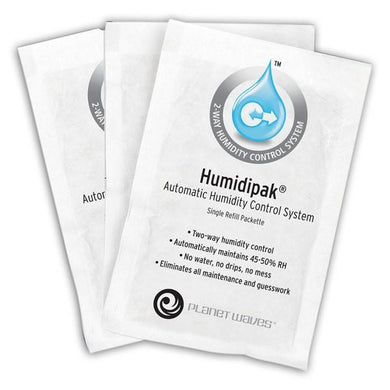 Humidipak System Replacement Packets - The Fretlight Guitar Store