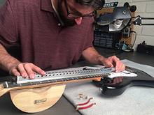 Katana Fret Level Service for B-Stock guitars - The Fretlight Guitar Store