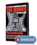 The Modes: Locrian (Joe Satriani) - The Fretlight Guitar Store
