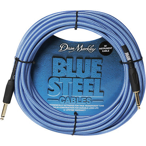 Dean Markley Blue Steel Guitar Cable - The Fretlight Guitar Store