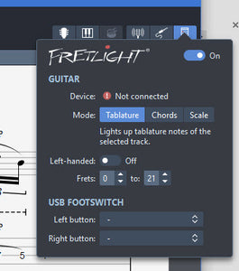 Guitar Pro 7.5 Software - The Fretlight Guitar Store