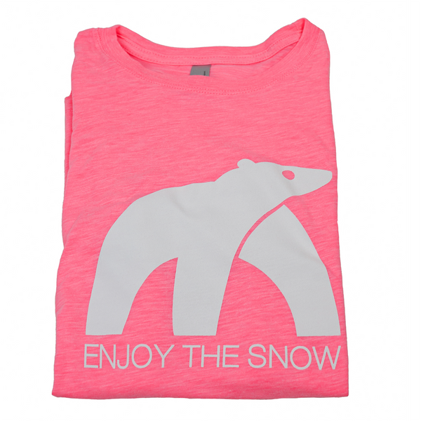 Enjoy the Snow - T-Shirts