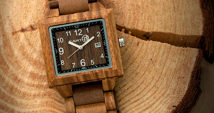 Earth Wood Culm Watch - EW1004