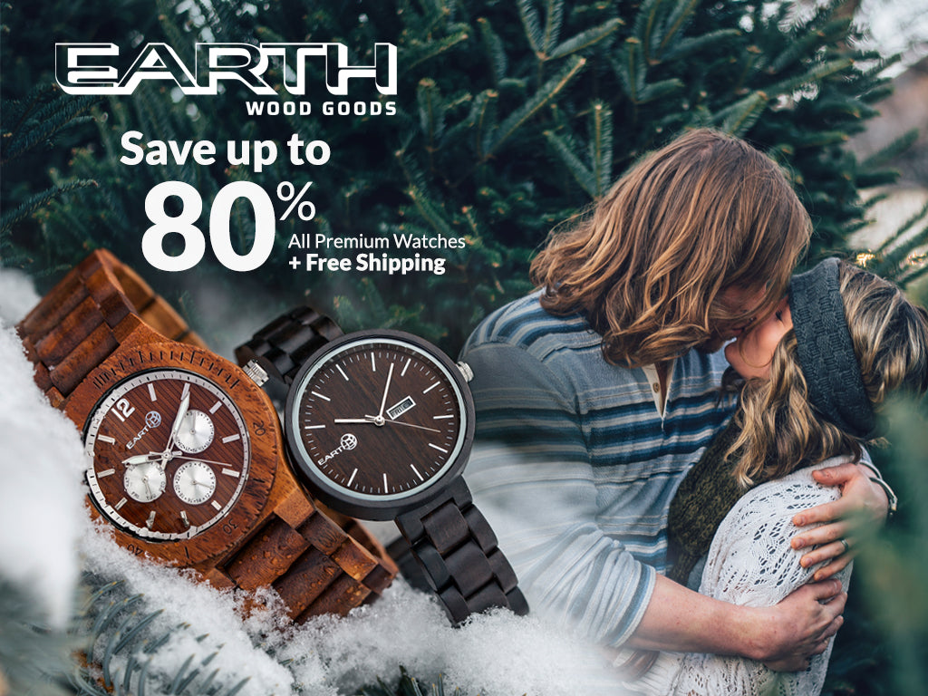 Earth Wood Watches