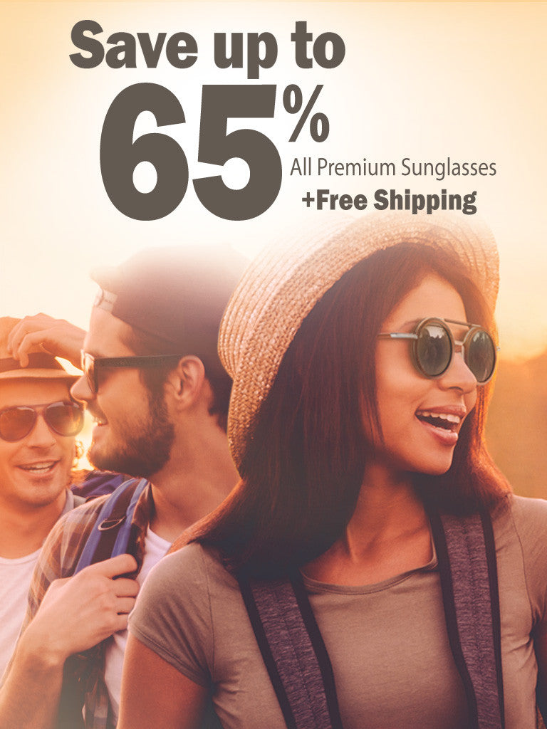 Wood Watches and sunglasses- save up to 65%