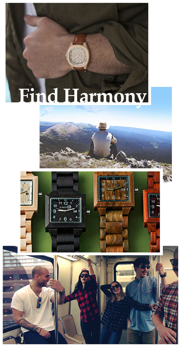Earth Wood Goods - Find Harmony