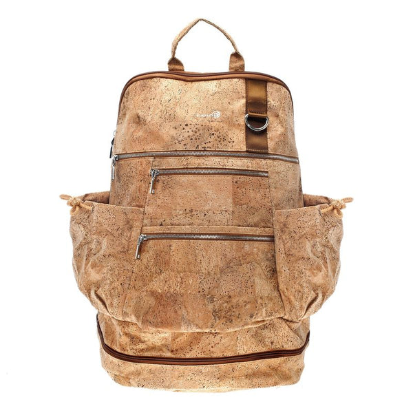 EARTH Cork Backpacks Horta Ck5001 - Earth Wood Goods - Wood Watches, Wood Sunglasses, Natural Cork Bags