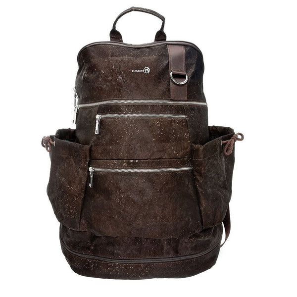 EARTH Cork Backpacks Horta Ck5003 - Earth Wood Goods - Wood Watches, Wood Sunglasses, Natural Cork Bags