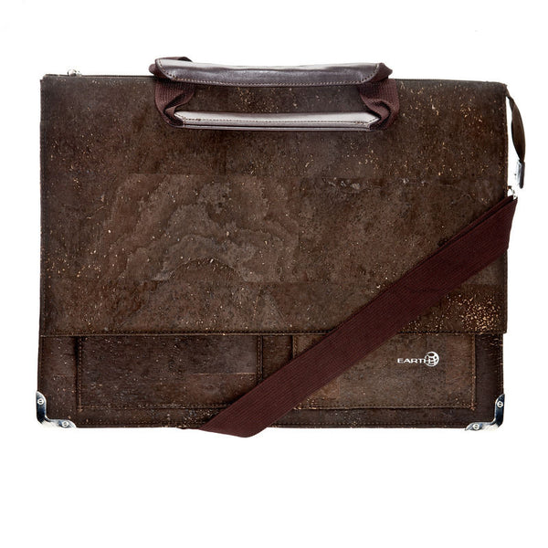 EARTH Cork Briefcases Tondela Ck4003 - Earth Wood Goods - Wood Watches, Wood Sunglasses, Natural Cork Bags