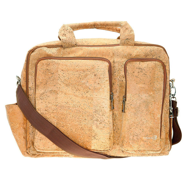 EARTH Cork Travel Bags Braga Ck2001 - Earth Wood Goods - Wood Watches, Wood Sunglasses, Natural Cork Bags