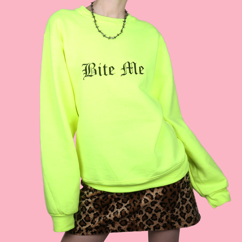Bite Me Sweater