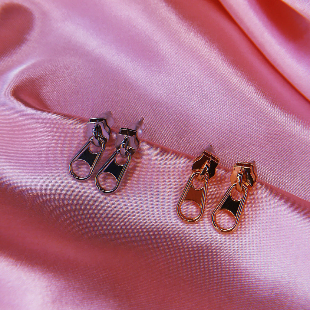 ZIP IT EARRINGS