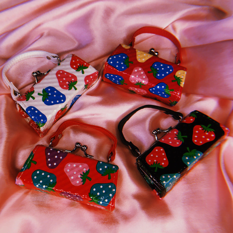 Berry Mini Clutch