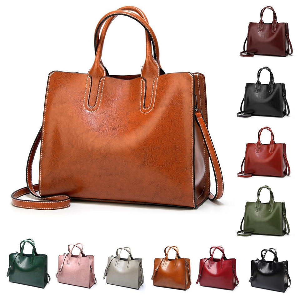 Women's Top-handle Handbags - FULLINO