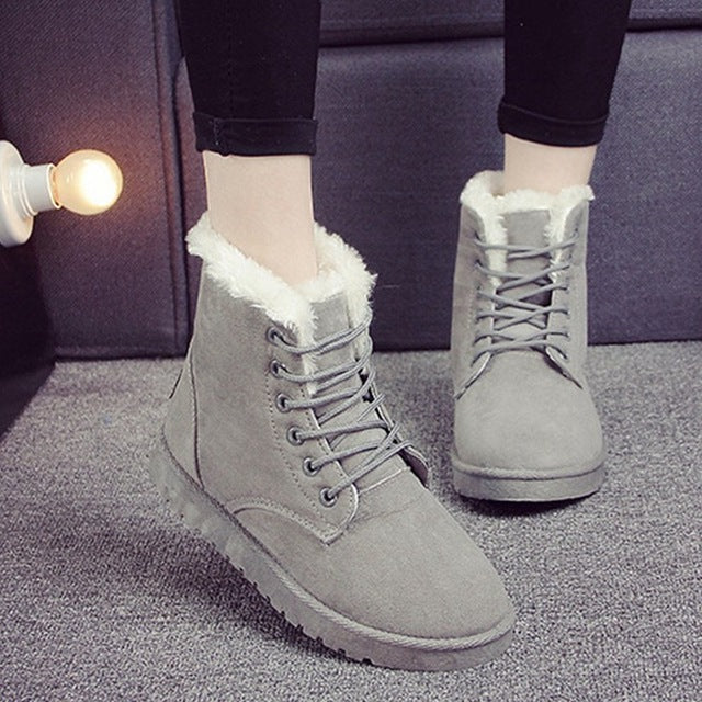 High Quality Women Warm Boots