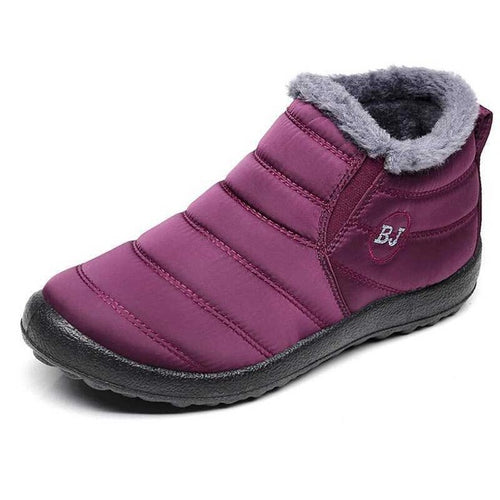 Women's Warm Boots And Easy Wear Women's Boots - NoSoon
