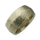Forged Yukon Gold Ring