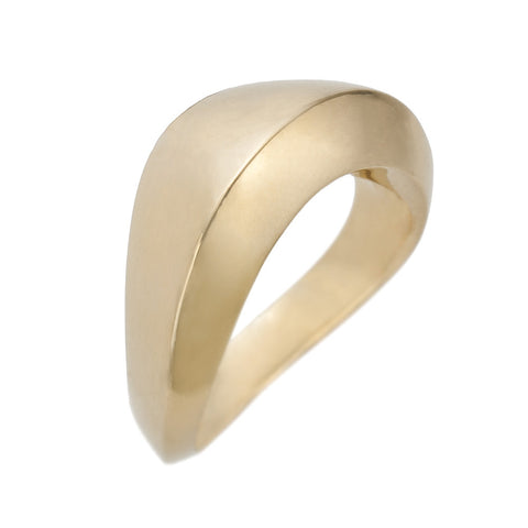 Gold wave band