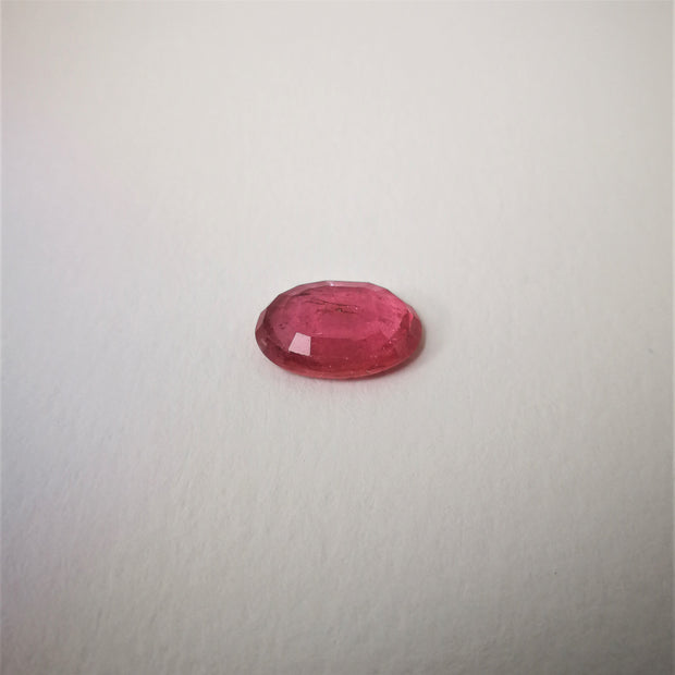 Rose Cut Ruby