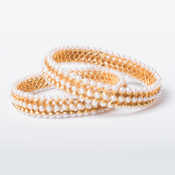 Mother of Pearl Bangles