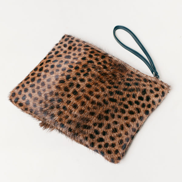 THE HIDE / Leather Clutch