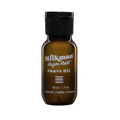 THE MILKMAN / SHAVE OIL 50ML