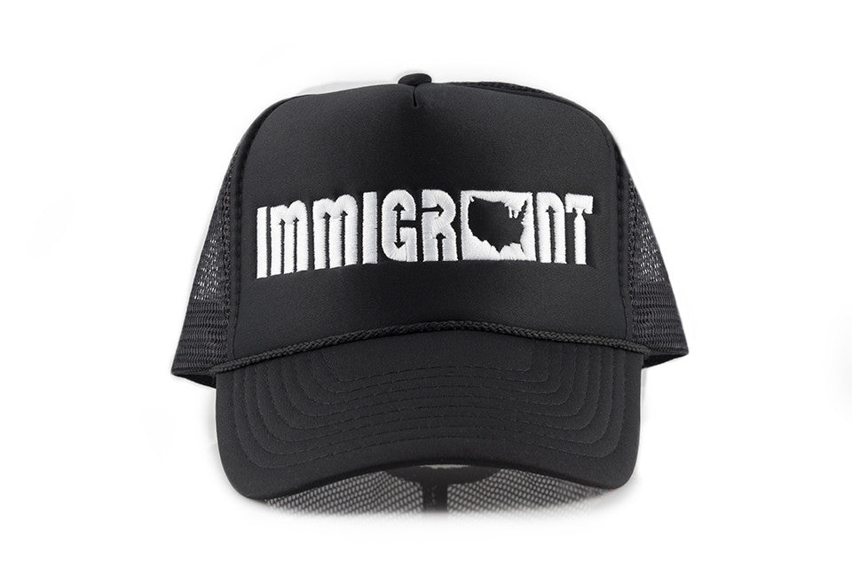 The Charcoal Trucker Hat