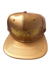 The Gold on Gold Snapback-Immigrant Apparel