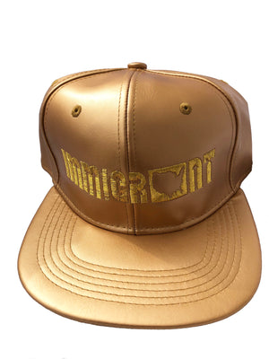 The Gold on Gold Snapback