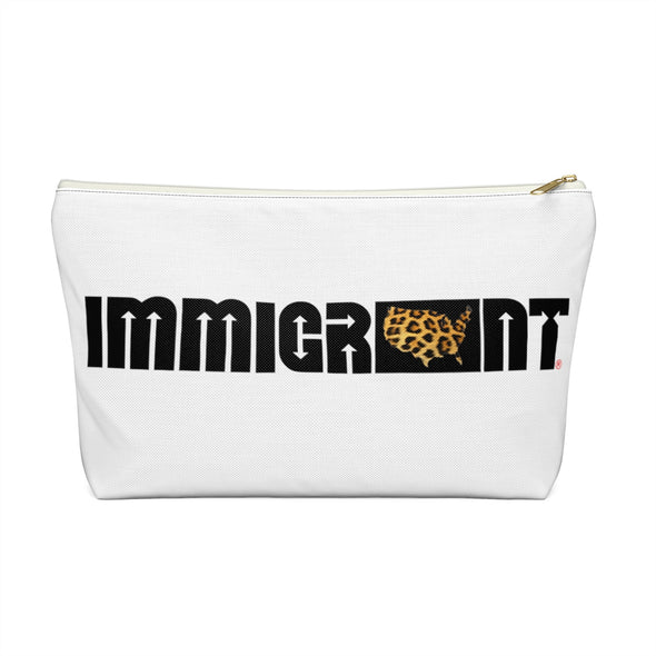Classic IA Makeup Pouch-Immigrant Apparel