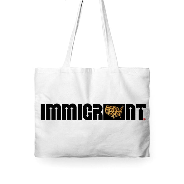 Classic IA Zip Tote-Immigrant Apparel
