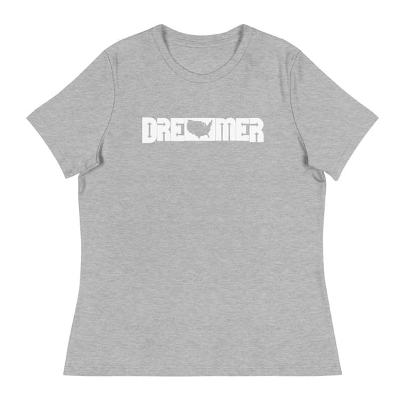Women's Relaxed T-Shirt-Immigrant Apparel