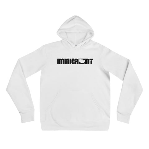 Classic hoodie by Immigrant Apparel