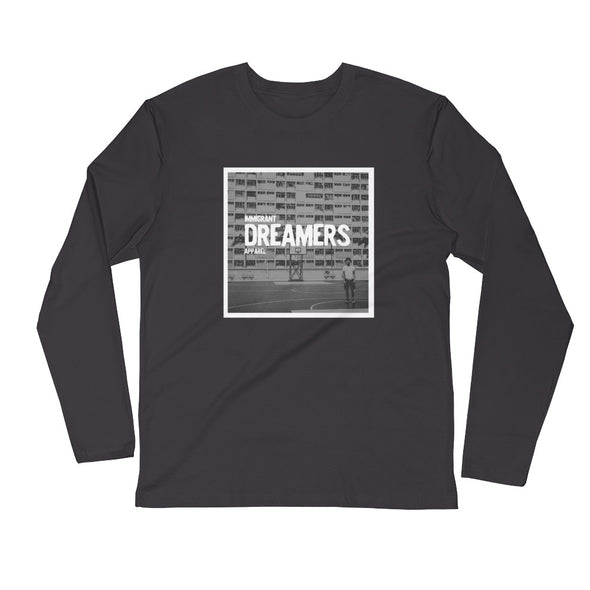Long Sleeve Dreamer Shirt-Immigrant Apparel