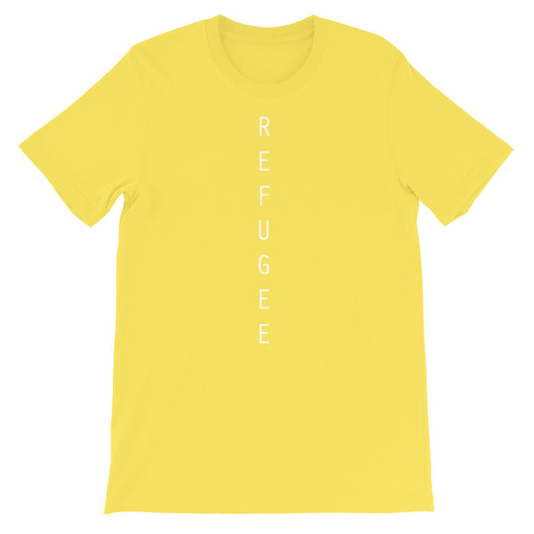 Short-Sleeve Refugee T-Shirt-Immigrant Apparel