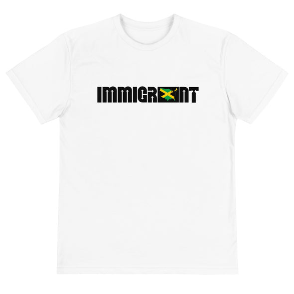 Jamaica Immigrant Unisex T-Shirt-Immigrant Apparel