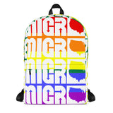 Gay Pride Backpack