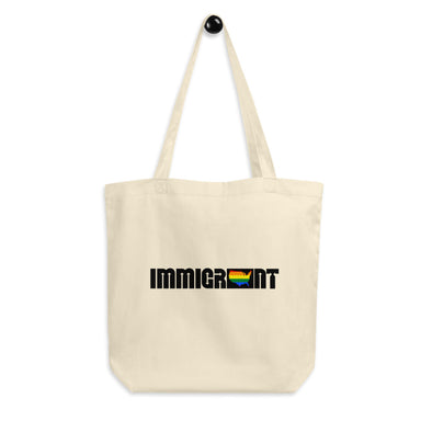 Pride Tote Bag-Immigrant Apparel