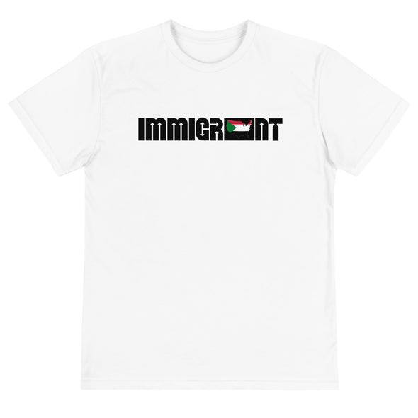 Sudan Immigrant Unisex T-Shirt