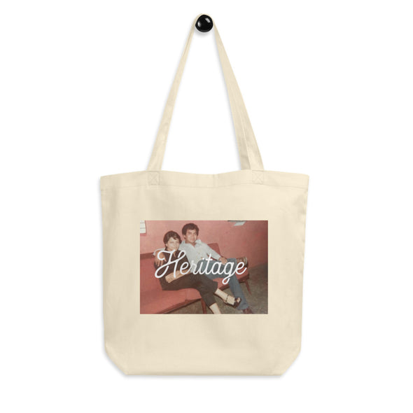 Eco Tote Bag-Immigrant Apparel
